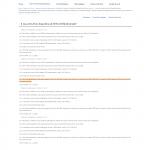 SDB-certification